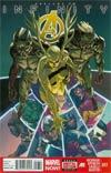 Avengers Vol 5 #17 (Infinity Prelude)