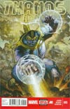 Thanos Rising #5 (Infinity Prelude)