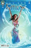 All New Fathom #2 Cover B Regular Aspen Reserved Cover