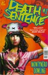 Death Sentence #1 Cover A 1st Ptg Regular MontyNero Cover