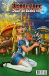 Grimm Fairy Tales Presents Wonderland Down The Rabbit Hole #4 Cover A Sean Chen