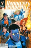 Harbinger Vol 2 #15 Cover A Regular Barry Kitson Cover (Harbinger Wars Epilogue)