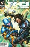 X-O Manowar Vol 3 #16 Cover A Regular Patrick Zircher Cover