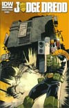 Judge Dredd Vol 4 #10 Cover A Regular Nelson Daniel Cover