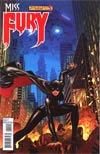 Miss Fury Vol 2 #5 Cover D Regular Sean Chen Cover