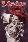 Red Sonja Vol 5 #2 Cover B Variant Nicola Scott Cover