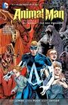 Animal Man (New 52) Vol 3 Rotworld The Red Kingdom TP