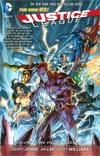 Justice League (New 52) Vol 2 The Villains Journey TP