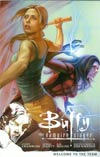 Buffy The Vampire Slayer Season 9 Vol 4 Welcome To The Team TP