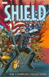 S.H.I.E.L.D. By Steranko Complete Collection TP