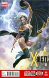 X-Men Vol 4 #1 Incentive Milo Manara Variant Cover