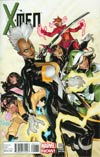 X-Men Vol 4 #1 Incentive Terry Dodson Variant Cover