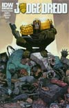 Judge Dredd Vol 4 #7 Cover A Nelson Daniel