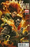 All-New X-Men #12 Cover B Incentive Leinil Francis Yu Wolverine Variant Cover