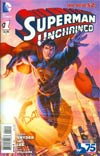 Superman Unchained #1 Cover D Variant 75th Anniversary DC New 52 Cover By Brett Booth