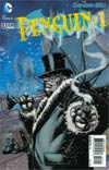 Batman Vol 2 #23.3 Penguin Cover A 1st Ptg 3D Motion Cover
