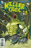 Batman And Robin Vol 2 #23.4 Killer Croc Cover A 1st Ptg 3D Motion Cover