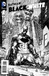Batman Black & White Vol 2 #1 Cover A Regular Marc Silvestri Cover