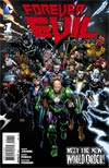 Forever Evil #1 Cover A Regular David Finch Cover