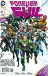Forever Evil #1 Cover B Combo Pack With Polybag