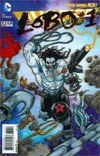 Justice League Vol 2 #23.2 Lobo Cover A 1st Ptg 3D Motion Cover