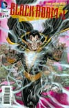 Justice League Of America Vol 3 #7.4 Black Adam Cover A 1st Ptg 3D Motion Cover