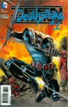 Teen Titans Vol 4 #23.2 Deathstroke Cover A 1st Ptg 3D Motion Cover