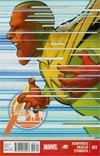 Avengers AI #3 Cover A Regular Dave Marquez Cover