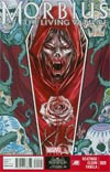 Morbius The Living Vampire Vol 2 #9