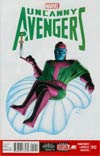 Uncanny Avengers #12 Cover A Regular John Cassaday Cover