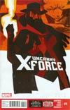 Uncanny X-Force Vol 2 #11 Cover A Regular Kris Anka Cover