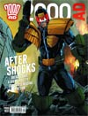2000 AD #1848 - 1851 Pack September 2013