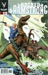 Archer & Armstrong Vol 2 #13 Cover A Regular Will Conrad Cover