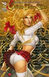 Grimm Fairy Tales #89 Cover B Franchesco