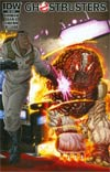 New Ghostbusters #8 Cover A Regular Claire Hummel Cover