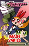 Powerpuff Girls Vol 2 #1 Regular Cover (Filled Randomly With 1 Of 4 Covers)