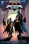 Batman And Robin (New 52) Vol 3 Death Of The Family HC