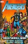 Avengers Kree Skrull War TP All-New Edition