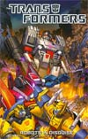 Transformers Robots In Disguise Vol 4 TP