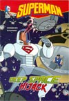 DC Super Heroes Superman Deep Space Hijack TP