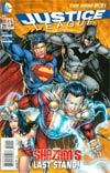 Justice League Vol 2 #21 Cover D Incentive Shane Davis Variant Cover