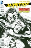 Justice League Vol 2 #21 Cover E Incentive Gary Frank Sketch Cover
