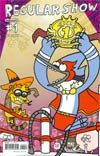 Regular Show #1 Cover M 2nd Ptg