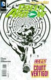 Green Arrow Vol 6 #22 Cover B Incentive Andrea Sorrentino Sketch Cover