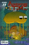 Adventure Time #17 Cover A Regular Chris Houghton Cover