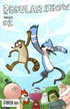 Regular Show #2 Cover A Regular Mary Cagle Cover