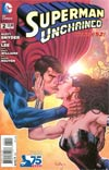 Superman Unchained #2 Cover B Variant 75th Anniversary DC New 52 Cover