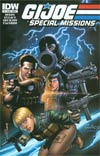 GI Joe Special Missions Vol 2 #4 Cover B Regular Paul Gulacy Cover
