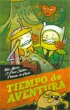 Adventure Time #18 Cover D Incentive Yehudi Mercado Virgin Variant Cover