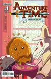 Adventure Time Candy Capers #1 Cover B Regular Magnolia Porter Cover